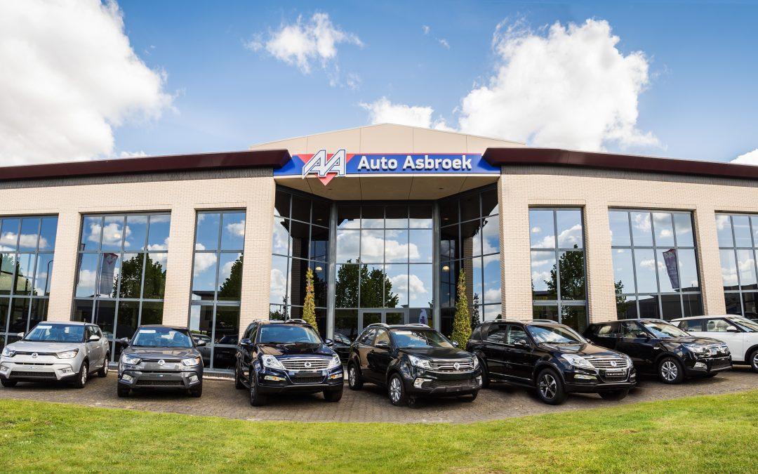 Auto Asbroek Duurzaam Ondernemen Biedt Vele Mogelijkheden