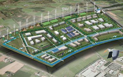 Haaksbergen gaat voor meest duurzame bedrijventerrein in Twente